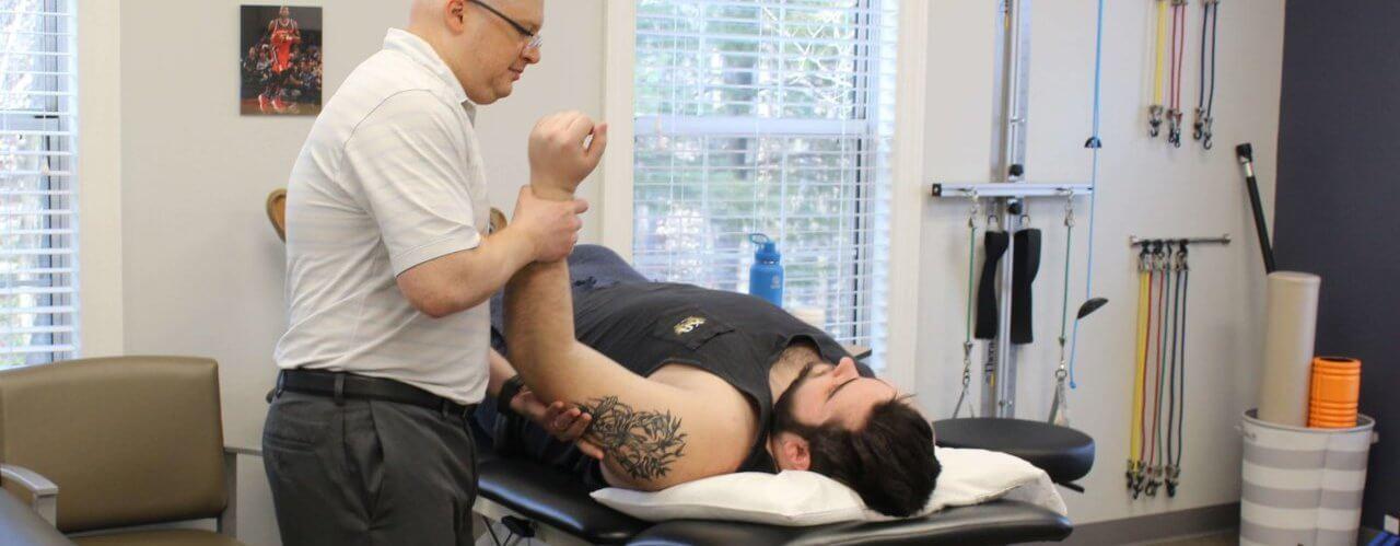 Shoulder Pain Relief Woodbridge, VA